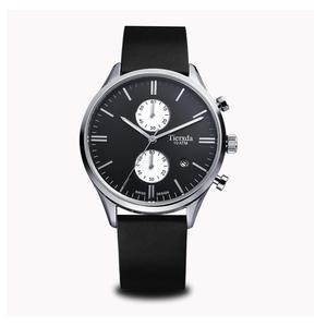 帝达时(Tierxda)手表石英表 防水夜光男士手表商务多功能男表 6055G