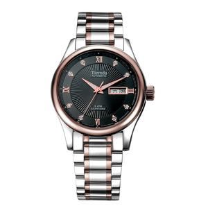 帝达时(Tierxda)手表全自动机械表男表 防水夜光双日历时尚男士手表6061G