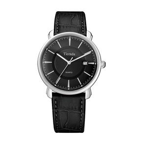帝达时(Tierxda)男士手表 商务休闲男表蓝宝石玻璃英表 薄装手表6071G