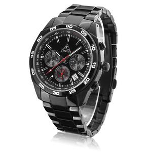 帝达时(Tierxda)手表石英表 防水男士手表多功能计时运动男表6026G