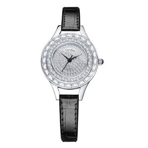 帝达时(Tierxda)手表潮流简约满天星女士手表 时尚女表淑女系列6091L