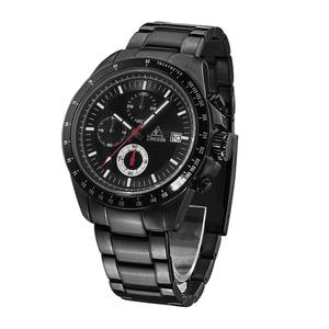 帝达时(Tierxda)手表石英表 防水男士手表多功能计时运动男表6027G